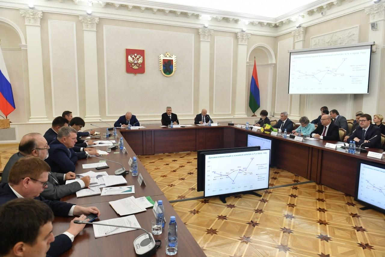 Бюджет Карелии на ближайшие три года планируется бездефицитным