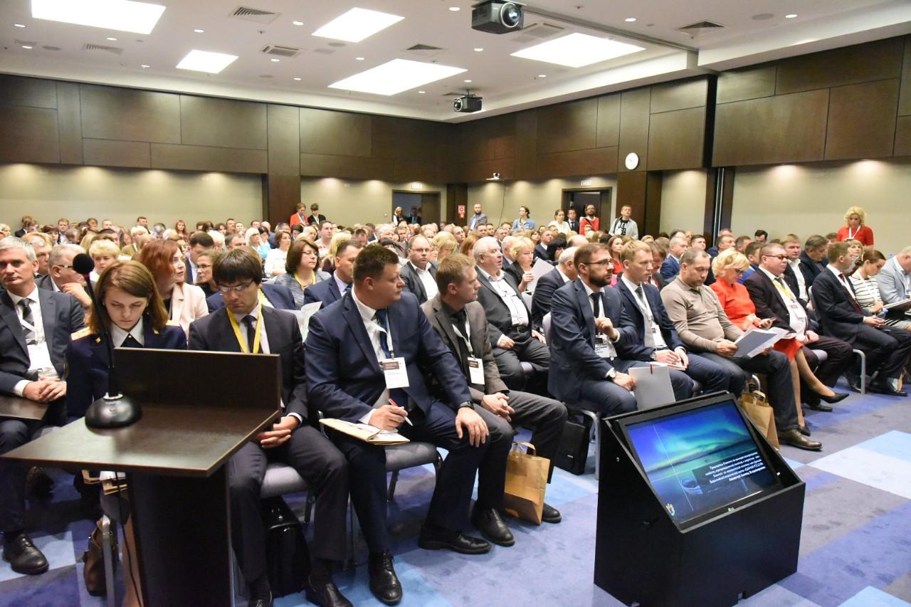 Глава Карелии открыл форум «Диалог бизнеса и власти»