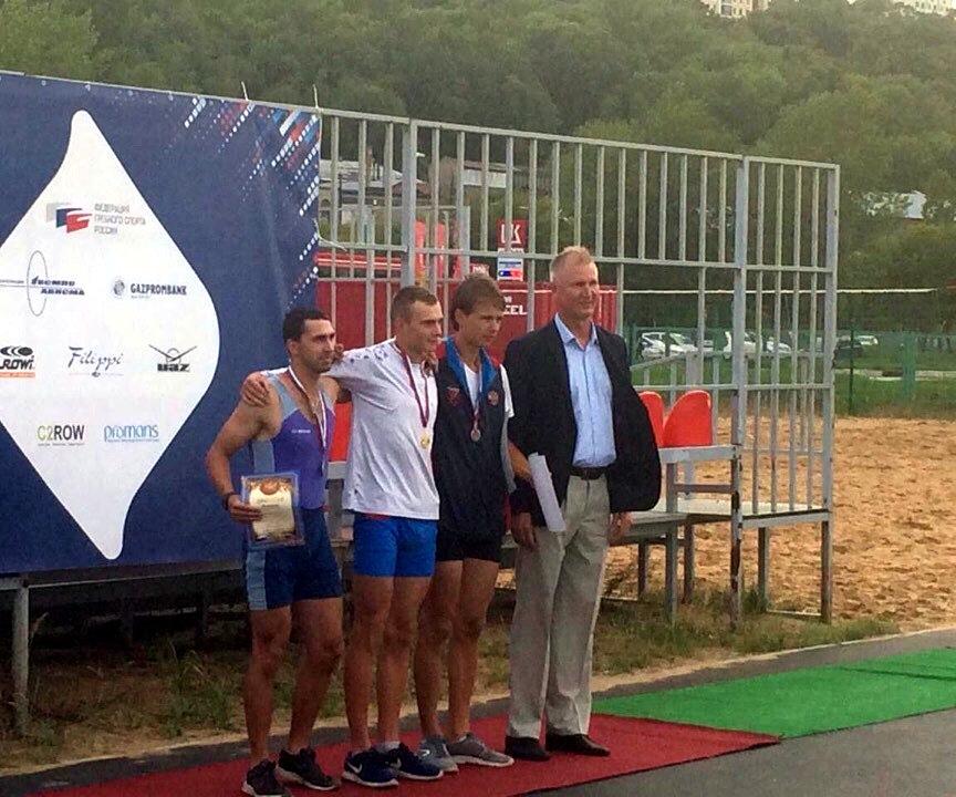 Карельские гребцы показали высокие результаты на Всероссийских соревнованиях
