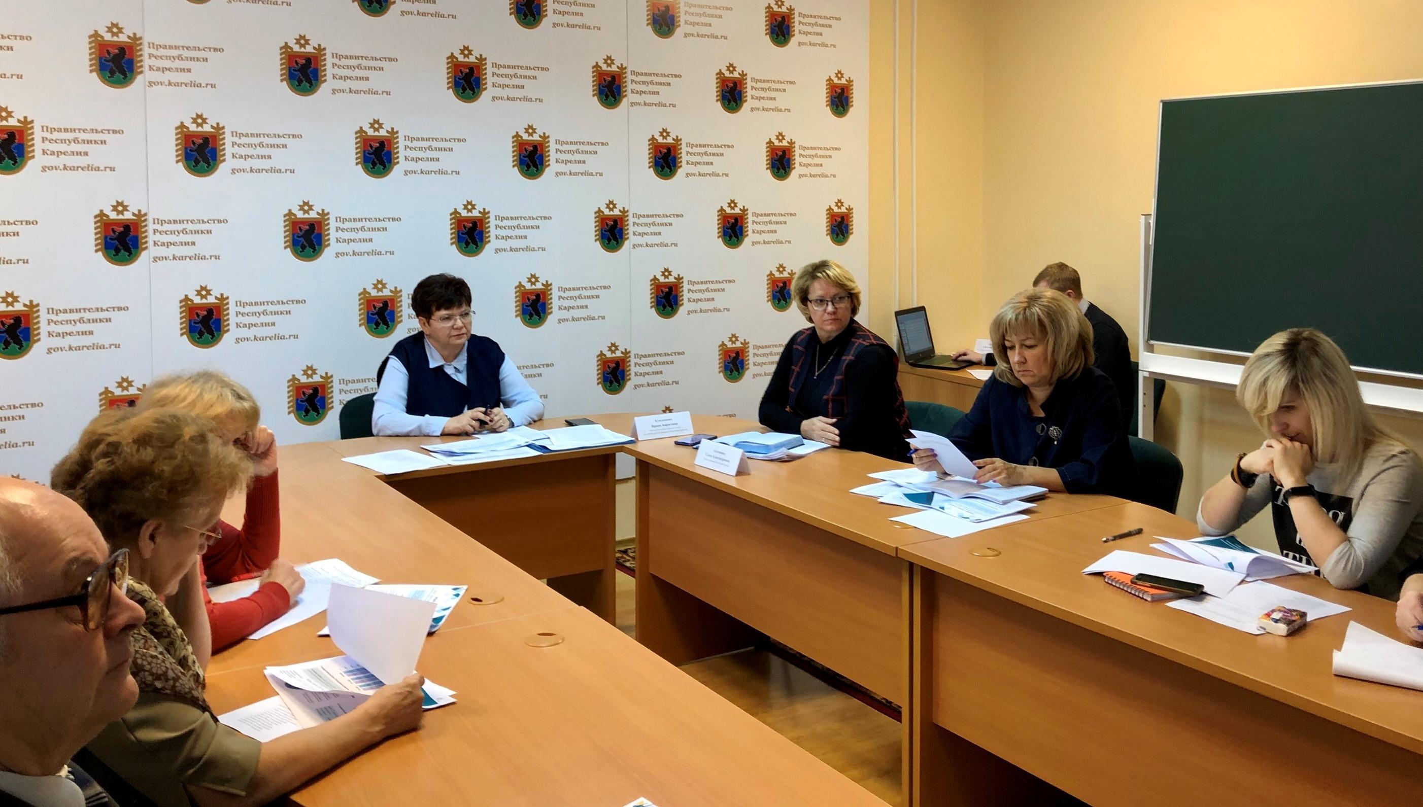 Проект бюджета Республики Карелия на 2020-2022 годы рассмотрен на заседании Общественного совета при Минфине Карелии
